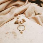 Joobee : bague petites perles Diana de Gisel b.