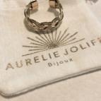 Joobee : bague tressée Vintage de Aurélie Joliff