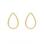 Joobee : Boucles d'oreilles pendantes goutte de Helles