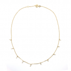 Joobee : collier petites perles de culture Diana de Gisel b.