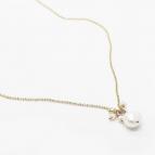 Joobee : collier perles nacrées Diana 2 de Gisel b.