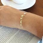 Joobee : bracelet petites pampilles Thea de Sissi 100Fils