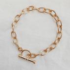 Joobee : bracelet gros maillons Lou de Gisel b.