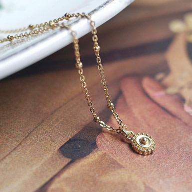 Joobee : Collier pendentif breloque Gina