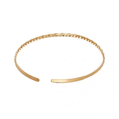 Joobee : bracelet jonc bracelet jonc fin Goutte de Léone