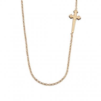 Joobee : collier Epée de bijoux leone