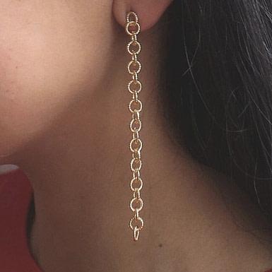 Joobee : boucles d'oreilles Roma de Elis Paris