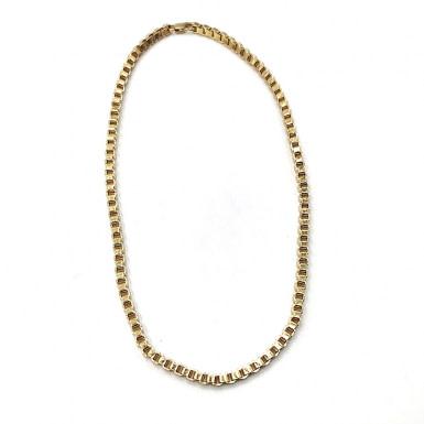 Joobee : collier maille vénitienne Venise de Mai