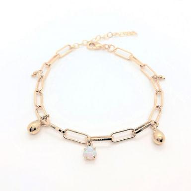 Joobee : bracelet Opale de Gisel b.