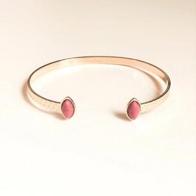 Joobee : bracelet jonc Honolulu de Aurélie Joliff