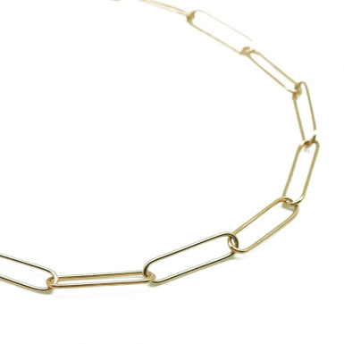 Joobee : collier Wide Link de By Johanne