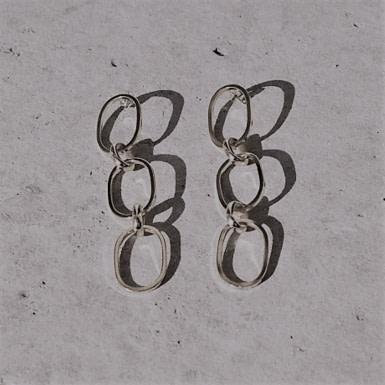 Joobee : boucles d'oreilles Sophia de Elis Paris