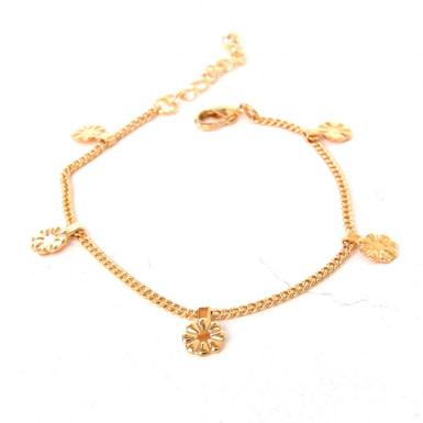 Joobee : bracelet petites fleurs Neli de Moody Arty