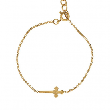 Joobee : bracelet Epée de Léone