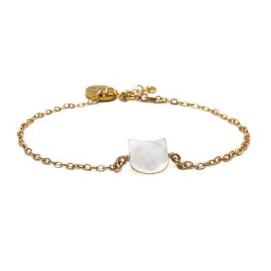 Joobee : bracelet Chat de Stella Mai