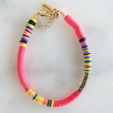 Joobee : Bracelet heishi All The Must