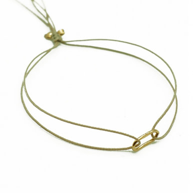 Joobee : bracelet Granny 1 maillon de By Johanne