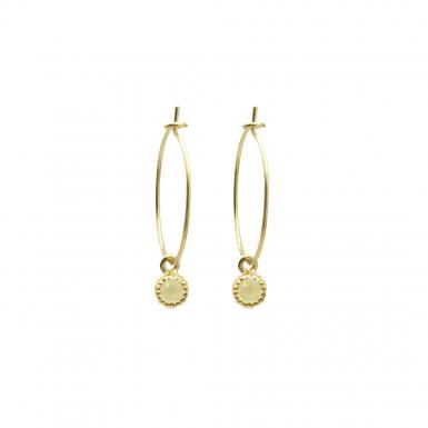 Boucles d'oreilles Amalfi