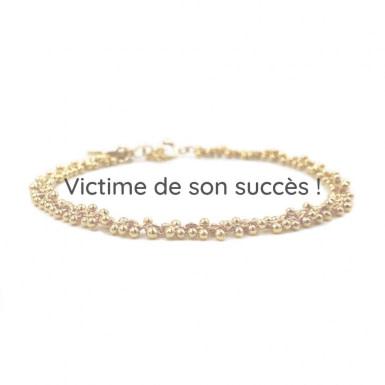 Joobee : bracelet Grappe de Stella Mai