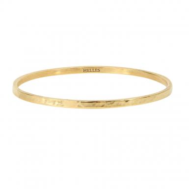 Joobee : bracelet jonc Metal or de Helles